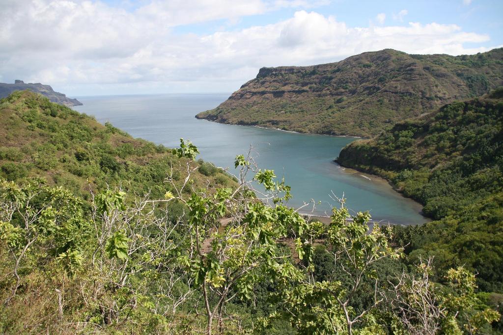 Places To Travel Nuku Hiva Island