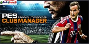 PES Club Manager 2015 APK+DATA
