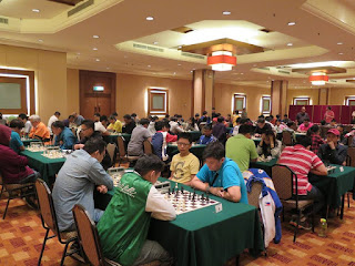 Some Photos from the KL Open