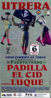 oros - Feria de Utrera 2013