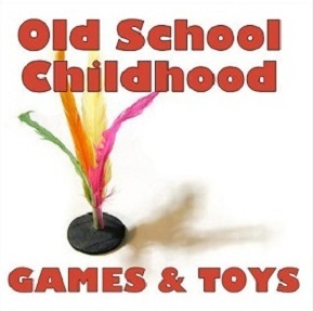 50 Old School Games and Toys