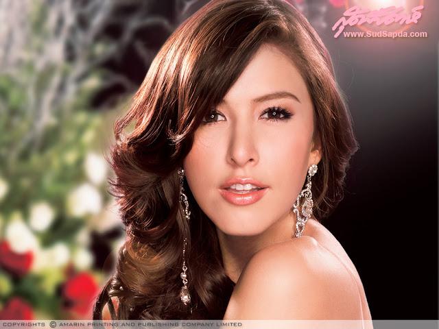 Sririta Jensen-Thailand Model