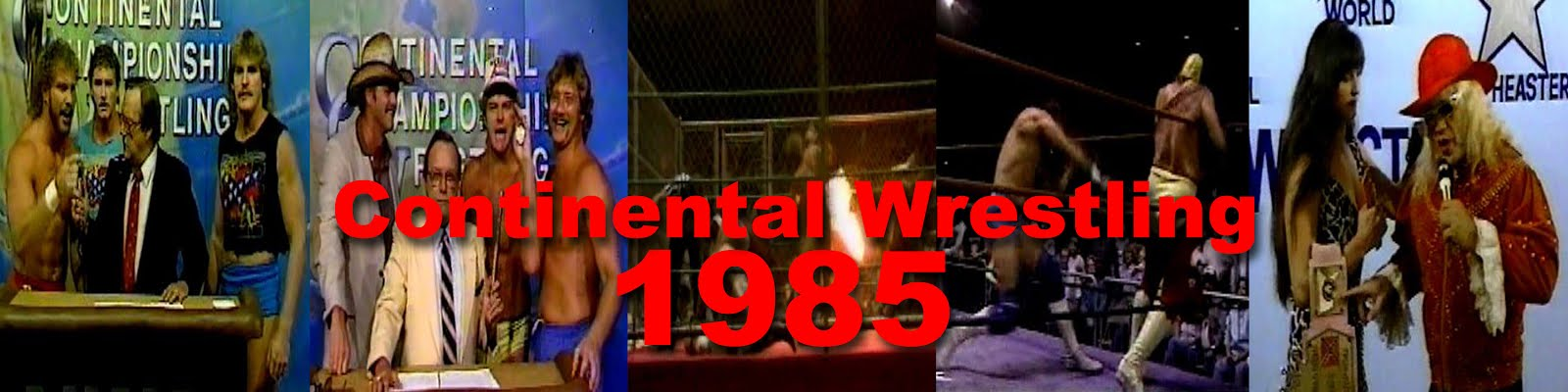 Continental Championship Wrestling 1985