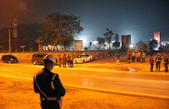 Kapolri-Kasad lakukan pertemuan tertutup di Batam