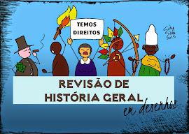 Revisão de História Geral em Desenhos