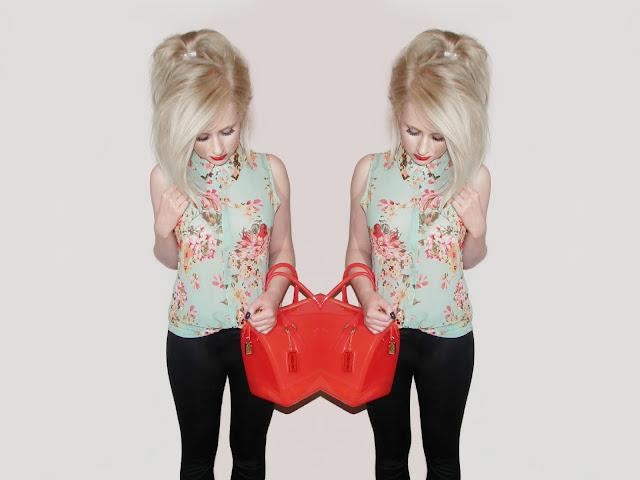 Sammi Jackson - Floral Blouse - Look 2