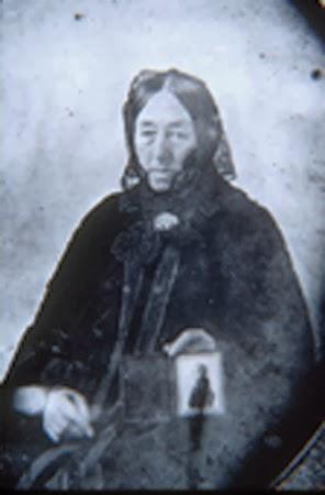 Javiera Carrera, 1850