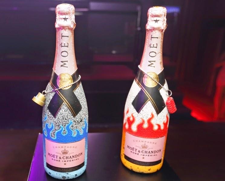 Set Ablaze, Moet & Chandon Rosé Impérial, Celebrates Art & Creativity, Moet & Chandon, Rosé Impérial, Champagne Party