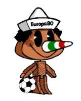 Maskot Piala Eropa Dari Tahun 1980