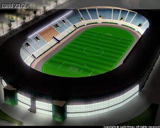 euro 2012 stadium wallpaper