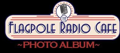 Flagpole Radio Café