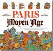 Paris au Moyen Âge de Pascal Varejka
