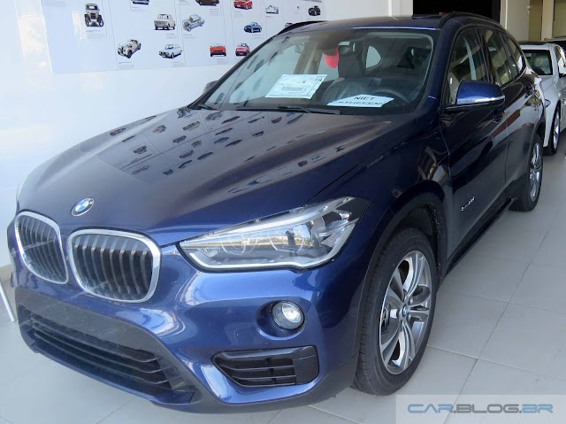 Novo BMW X1 2016 sDrive20i