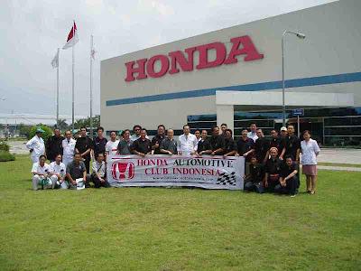 Pabrik Kedua Honda Yang Dibangun Di Kawasan Mitra Karawang