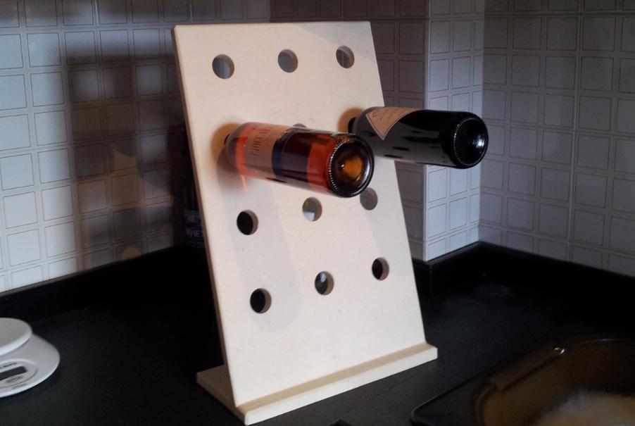 Marmeriasanexpedito porta bottiglie di vino in marmo for Porta bottiglie vino