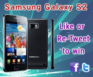 Win Samsung Galaxy S2