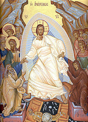 Christus resurrexit! Alleluia!