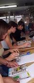 Nossos alunos fazendo arte!