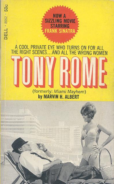 Tony Rome Movie Edition - Miami Mayhem
