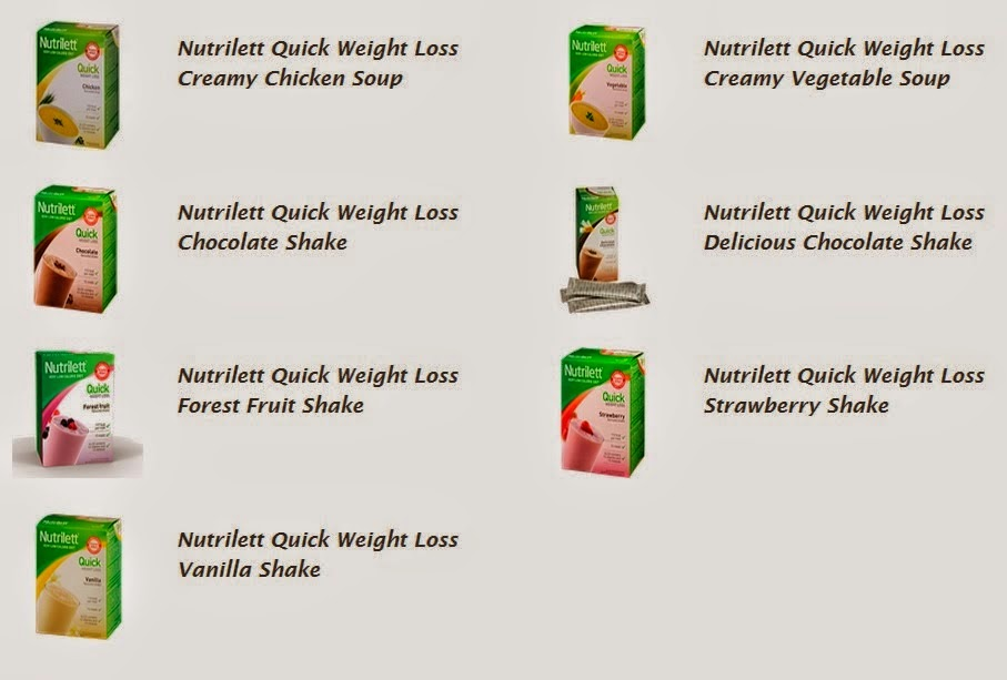 nutrilett low calorie diet