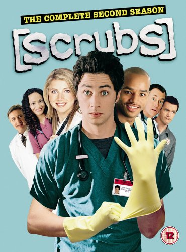 Scrubs - Season 2[DVDRip DivX Mp3 Ita][Nautilus-bt]