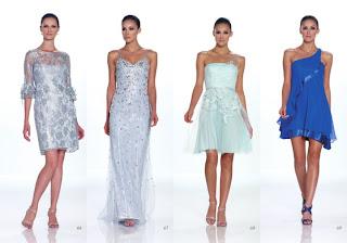 Vestidos Kathy Hilton primavera 2012