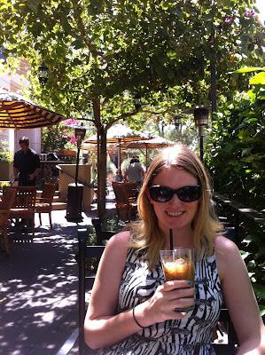 Scottsdale Arizona cafe