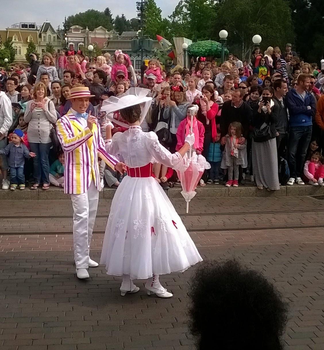 Mary Poppins Disneyland
