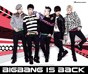For news about Big Bang Follow us !