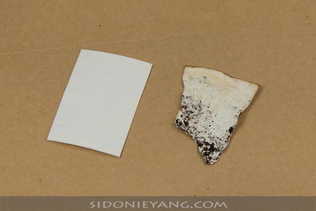 可分解也可水洗的牛皮紙(實驗)