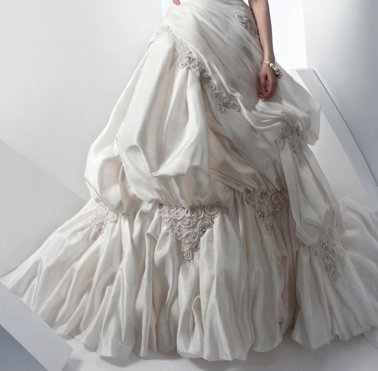 perfectly with this grand silhouette a victorian themed wedding would