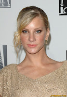 Heather Morris FOX 2011 Golden Globes after party at 9900 Wilshire Blvd