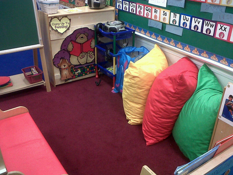 Quiet Classroom Ideas ~ Inspirations in early education management ideas for the