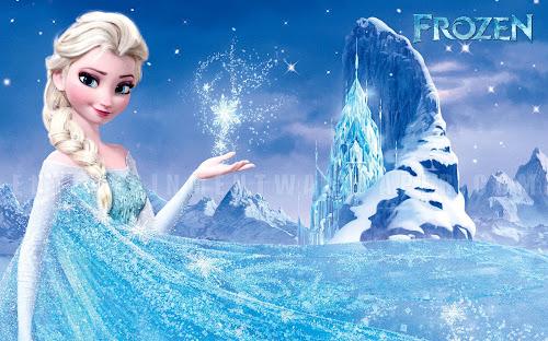 Aprenda a fazer montagem de fotos com moldura do filme Frozen