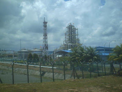 Tempat proses gas Paka