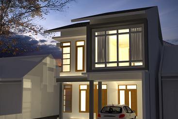 Jasa desain Rumah Keren Minimalis Modern