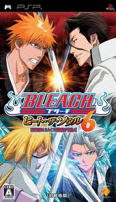 Download - Bleach - Heat the Soul 6 - PSP - ISO