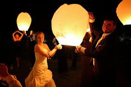 Buscas algo innovador para tu boda al aire libre?! nuestra empresa hermana SKYLIGHT lo tiene! Comunícate con nosotros!