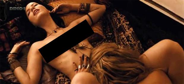 Playboy precisará pagar cerca de R$ 60mil á atriz da Globo por publicar uma foto dela fazendo sexo com outra mulher