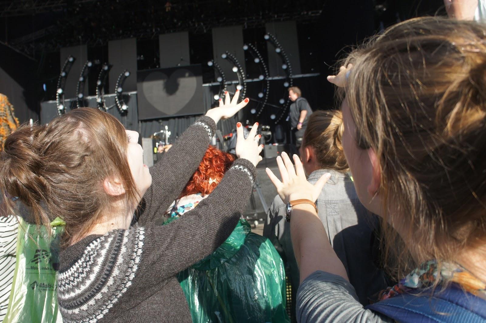 koncert i mølleparken sønderborg