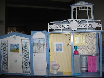 Фото домика для куклы Барби