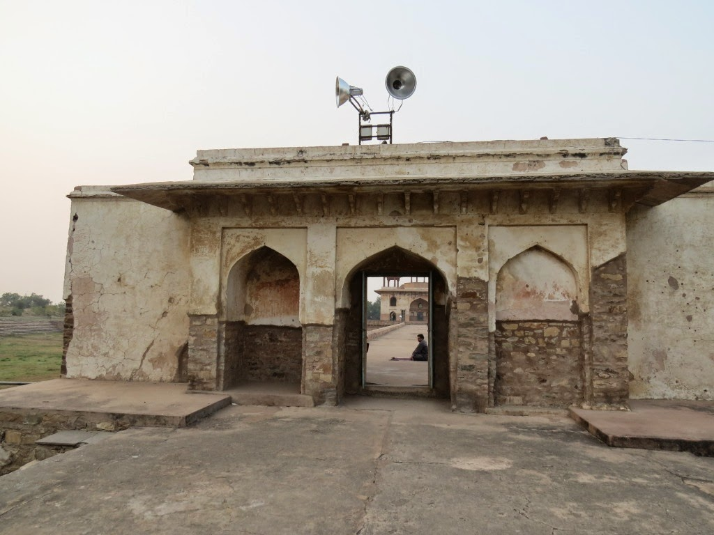 Jal Mahal entrance
