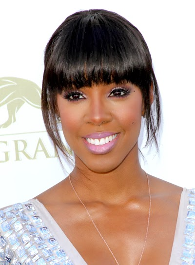 black girl hairstyles with bangs Fashion Shopping Guide Designer Fashion Sales ELLE