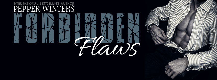 Cover Reveal – Forbidden Flaws by Pepper Winters