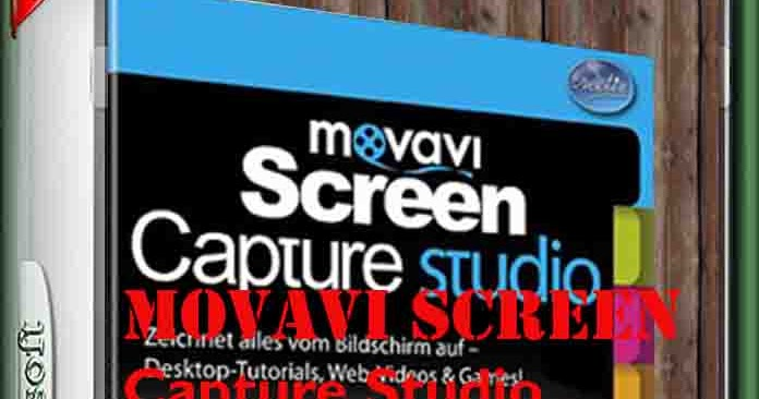 Movavi Screen Capture Studio 4 crack Serial