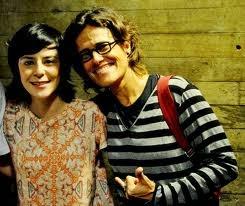Fernanda Takai e Zélia Duncan na trilha de Geração Brasil