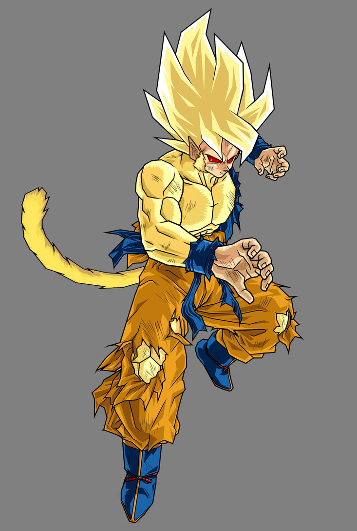 Dragon ball z wallpapers goku super saiyan 1 - Super sayen 10 ...