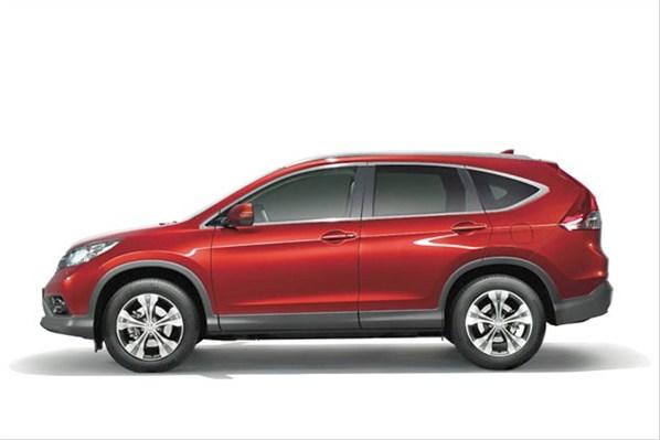 New Honda crv 2013