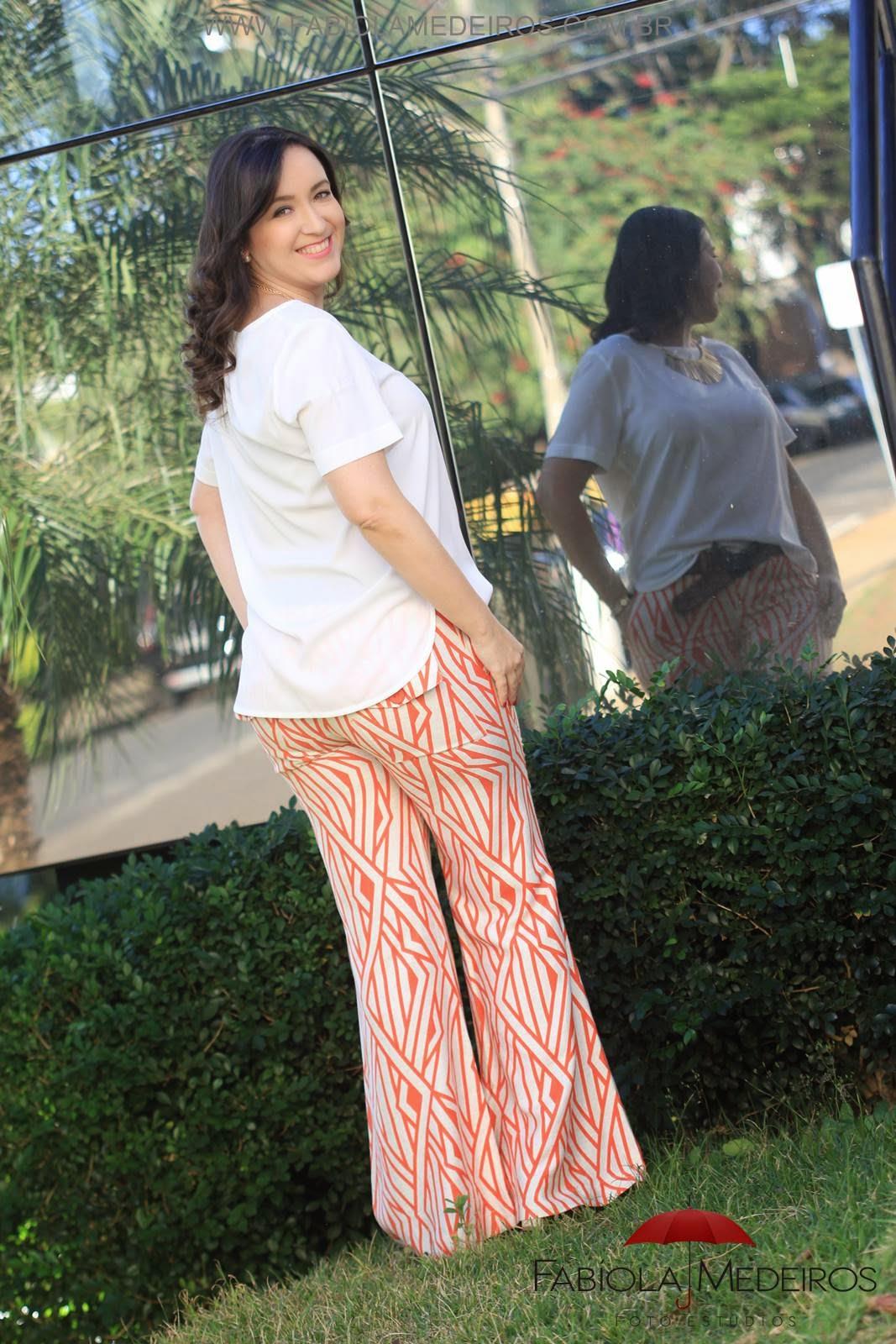 blog camila andrade, calça pantalona, blusa branca, acessórios, sandália nude, look do dia, fabiola medeiros, verão 2015