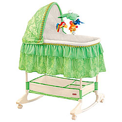 Bassinet Fisher Price5